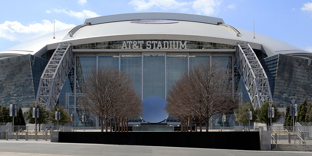 AT&T Stadium IN Arlington, TX