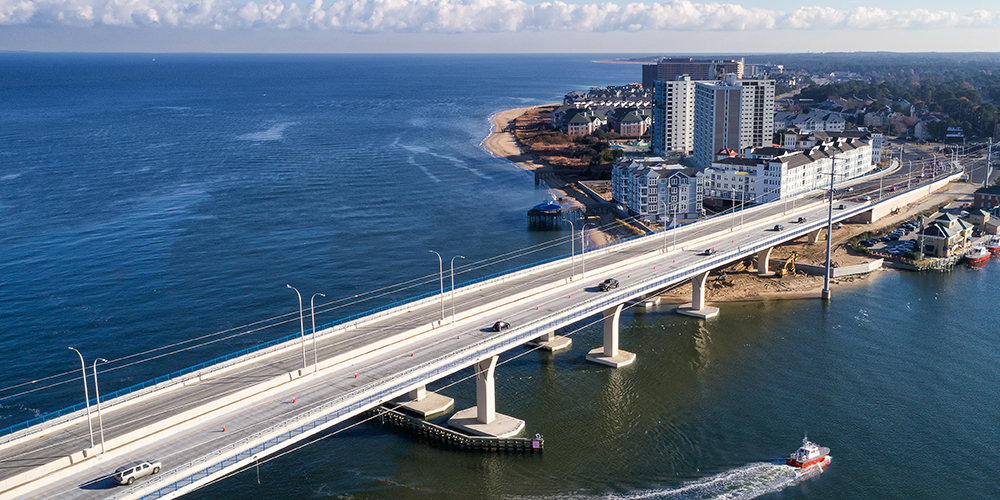 Lesner Bridge IN VIRGINIA BEACH, VA