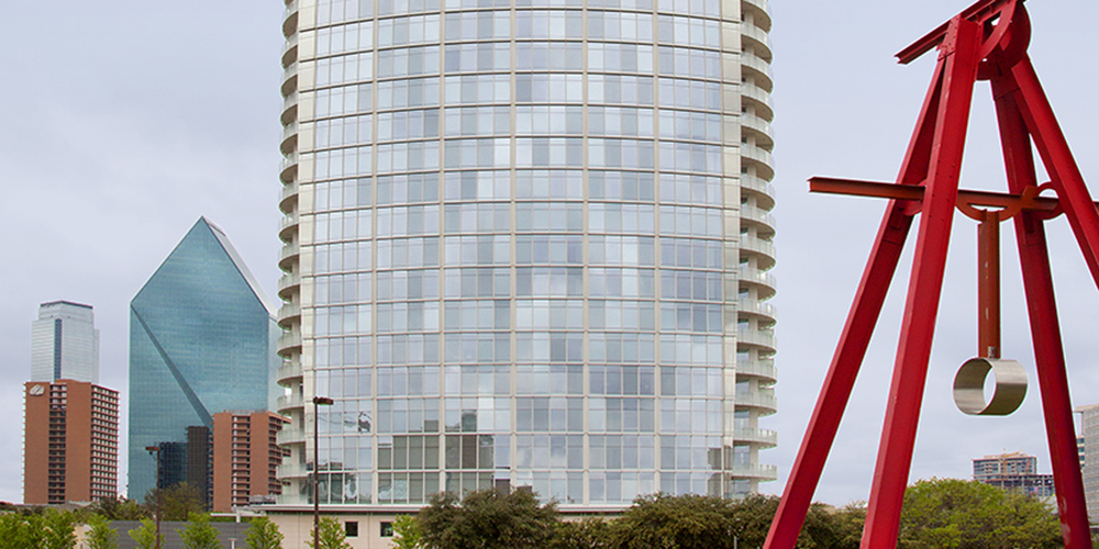 Museum Tower Residences IN  Dallas, TX