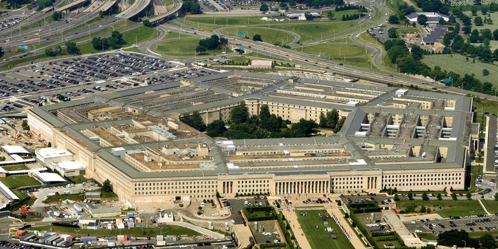 The Pentagon (Post 9/11 Rebuild) IN Washington, DC