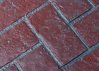 New Brick Herringbone