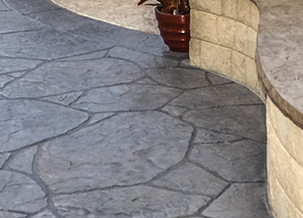 Stamped Concrete #2