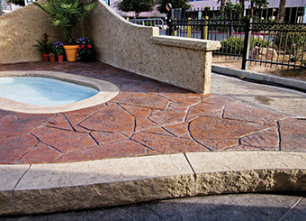 Stamped Concrete #7