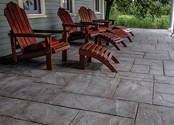 Stamped Concrete #9