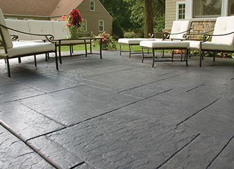 Stamped Concrete #17